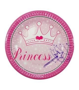 Тарілки Princess 8шт/уп