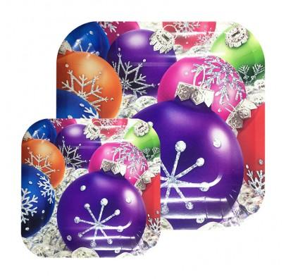 Тарелки Новый год