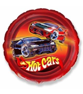 "Кульки міні ""Hot Gars"" 402543 FlexMetal"