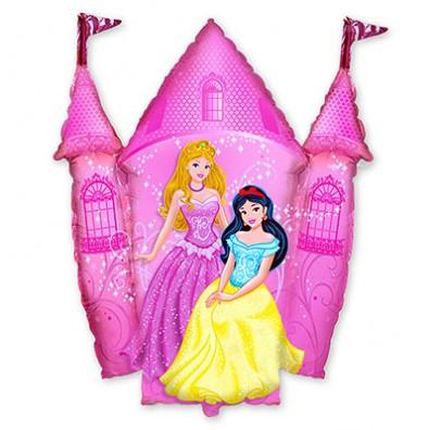 Кульки міні Замок та принцеси 902730 FlexMetal