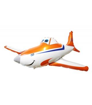Кульки міні Літачка фольга 902724 FlexMetal