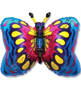Кульки міні Метелик блакитний 902604 FlexMetal