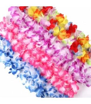 Леи гавайские Цветные