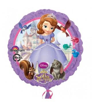 Кулька фольгована Принцеса Софія