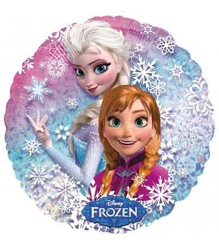 Кулька фольгована Крижане серце (Frozen)