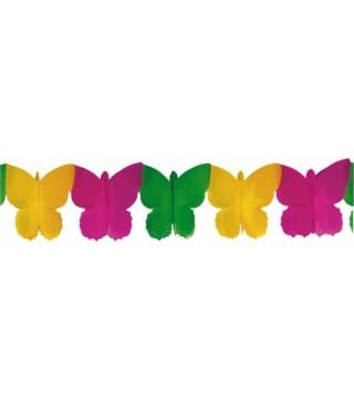 Гірлянда Метелики