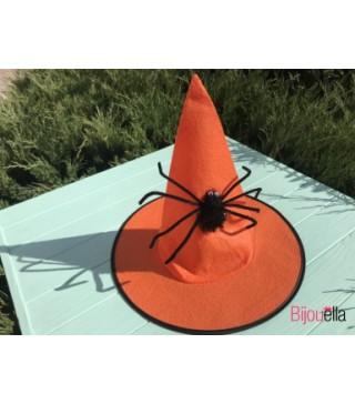 Капелюх Відьми з павуком