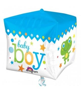 Кулька фольгована Baby Boy квадрат