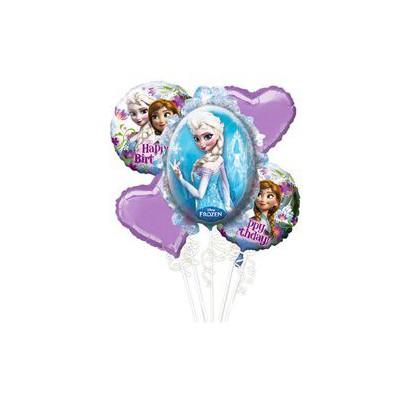 Шарики фольгированные Frozen 5шт/уп