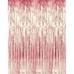 Шторка з дощику червона 52016 Китай