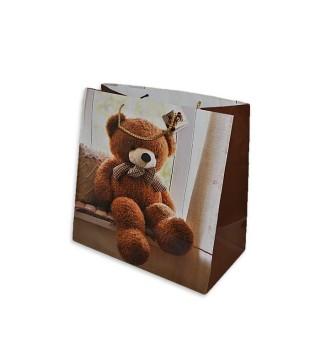Подарунковий пакет Ведмедик