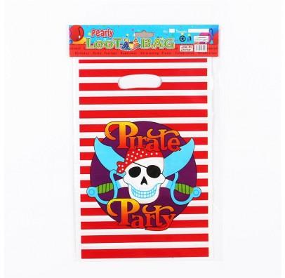 Подарунковий пакет Пираты. 10шт/уп