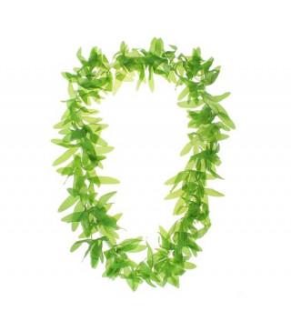Леї гавайські на шию Зелені