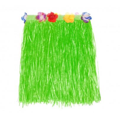 Юбка гавайская зеленая