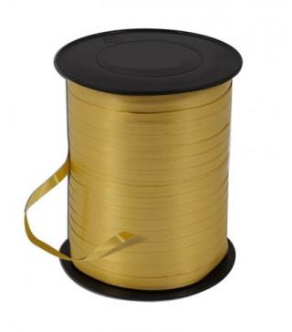 Лента для шаров бронзовая 1шт