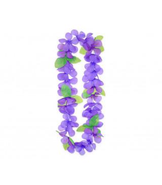 """Леї гавайські весняні """"Голубі"""" пластмаса, тканина 11639 Godan"""