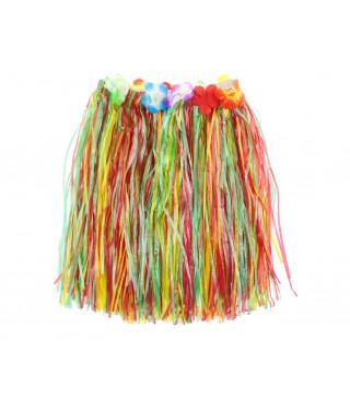 Костюм Спідниця гавайська кольорова 40см 11685 Godan