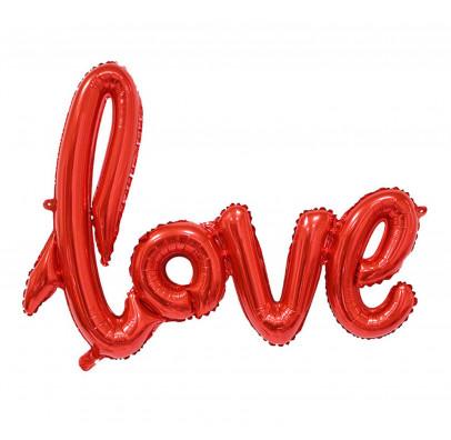 "Кульки фольг з малюнк. ""  love  ""26"" 63552 Godan"