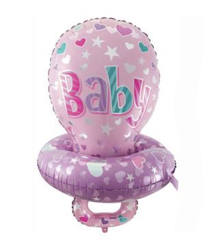 """Кульки фігур. """"Соска"""" для дівч..(5г) 22815 Китай"""