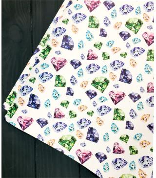 """Пакувальна упаковка Подарунковий діамант"""" (поштучно) 07886 MARTA"""