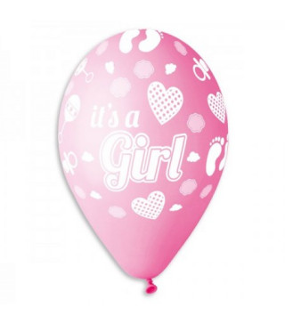 кульки it's a girl