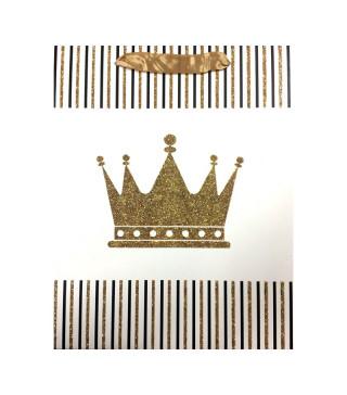Подарунковий пакет корона 18*23*10см 81215 Китай