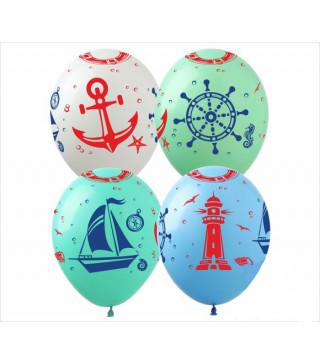 Кулька Морячок 1шт асорті