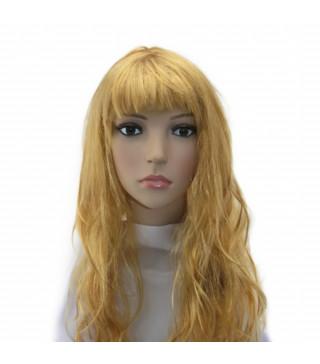 Перука Парик Хвилястий блондинка K376 Китай