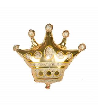 """Кульки фігур. """"Корона золота60*60"""" (2,5п) 990443 Китай"""