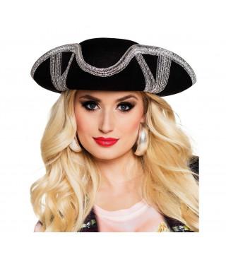 Капелюхи,шапки Sombrero на ліпучках чол. фетр 04039 Godan