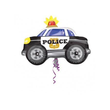 Шарик фольгированный фигурный Полицейская машина