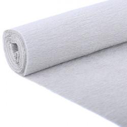 Пакувальна упаковка Креп-папір  сірий  1шт.0,5м*2,5м папір 19750 Одеса