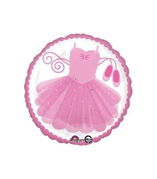 Кулька фольгована Балет