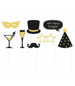 Фотобутафорія Вечірка