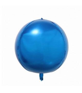 Кульки з п/п Сфера синя (3г) 21574 Китай
