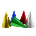 Ковпачок Голографічні фіолет. 1шт. матеріал, резинова, стрічка 68205 Godan