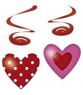 Підвіски Сердечка