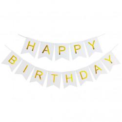 "Декорація Гірлянда ""Happy Birthday "" папір 79893 Китай"