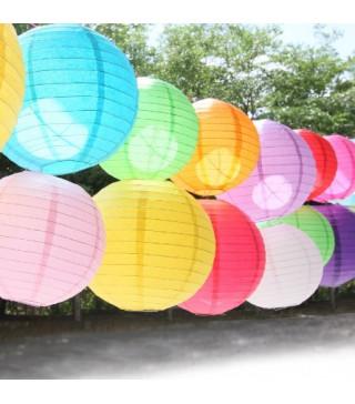 Декорація Підвіска Ліхтарі паперові 25 см 1шт 1511 Китай
