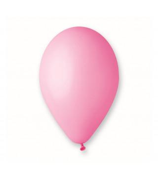 """Кульки пастель 12"""" рож. G110/06 100шт 11061 Gemar"""