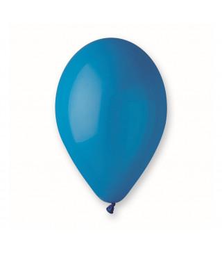 "Кульки пастель 12"" Сині G110/10 100шт/уп 11019 Gemar"