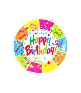 Кулька повітряна Happy Birthday