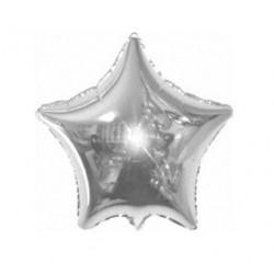 Кульки фольг.б/м ЗІРКА міні Срібна фольга 302500(P) FlexMetal