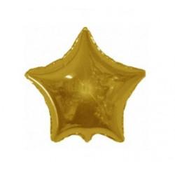 Кульки фольг.б/м ЗІРКА міні Золота фольга 302500(O) FlexMetal