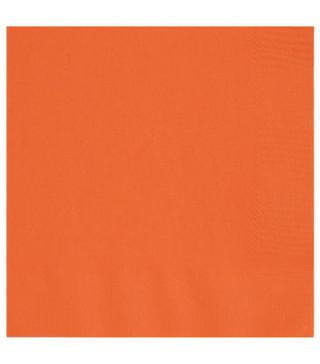 Серветки Оранжеві 20 шт/уп 03222 Unigue