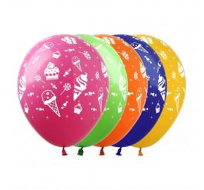 Кульки поштучно з малюнком