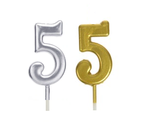 Свічки цифри для торта