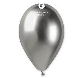Повітряні кульки хром